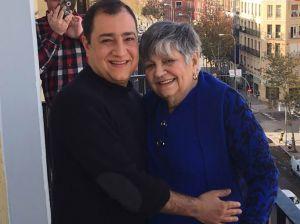Hijo de 'Martica la del Café' dedica emotivas palabras después del fallecimiento de su madre