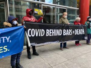 Exigen a Cuomo liberar a presos vulnerables al COVID-19 y plan de vacunación efectivo en cárceles de NY