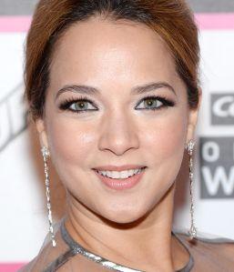Comparten foto del maquillaje de Adamari López y sus ojos se llevan todos los piropos