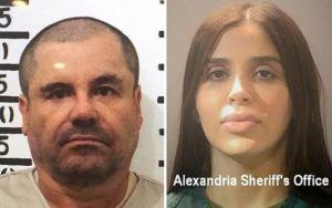 """¿Ya sabe """"El Chapo"""" que su esposa Emma Coronel fue detenida?"""