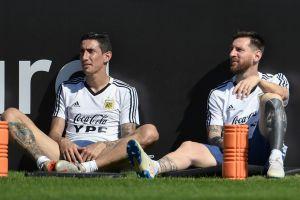 """Con dirección a París: Di María asegura que """"hay muchas posibilidades de que Messi venga al PSG"""""""
