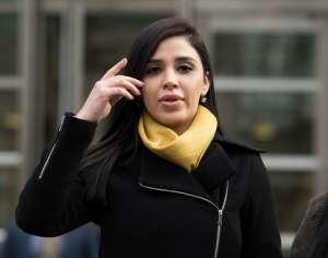 Publican entrevista inédita de Emma Coronel donde habla de su miedo a ser detenida