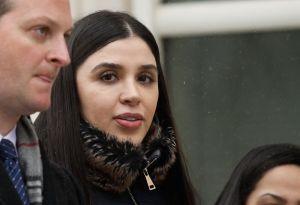 """Esta es la foto de Emma Coronel, esposa de """"El Chapo"""" Guzmán, ya arrestada. La comparan con Kim Kardashian"""