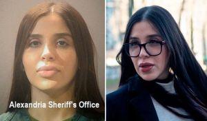 """Qué dijo Emma Coronel, esposa de """"El Chapo"""", en su primera aparición en la corte"""