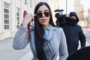 """Emma Coronel, esposa de """"El Chapo"""", podría declararse culpable de cargos de narcotráfico tan pronto como este mes"""
