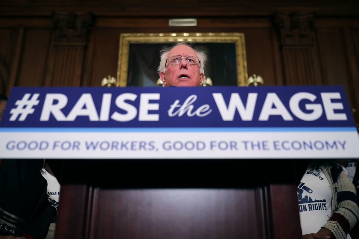 Some House Democrats Dissatisfied With Stimulus Plan Without Increasing The Minimum Wage To $ 15