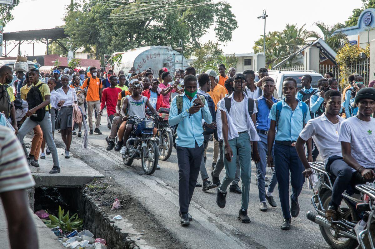 El secuestro de dos mellizos dominicanos en Haití por los que raptores piden $2 millones de dólares