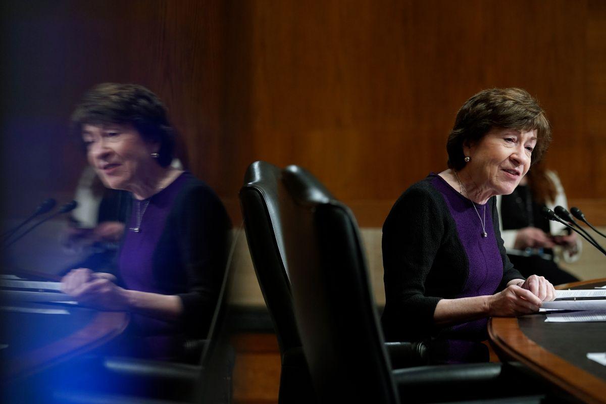 Mayoría de senadores votaron por enmienda para enfocar tercer cheque de estímulo a los más pobres de EE.UU.