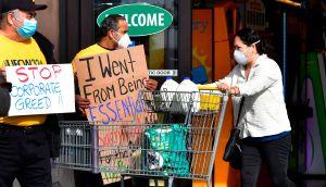 Kroger continúa cerrando tiendas ante leyes que otorgan $4 dólares extra para los trabajadores por pandemia