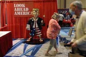 Donald Trump dará este domingo su primer discurso público en convención de Florida tras abandonar la Casa Blanca