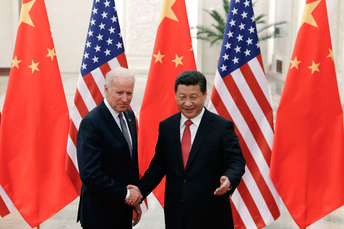 "Biden: China cree que será ""dueña de Estados Unidos"" dentro de 15 años"