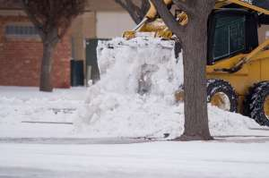 Usuarios de TikTok confunden la red con video de supuesta nieve falsa en Texas