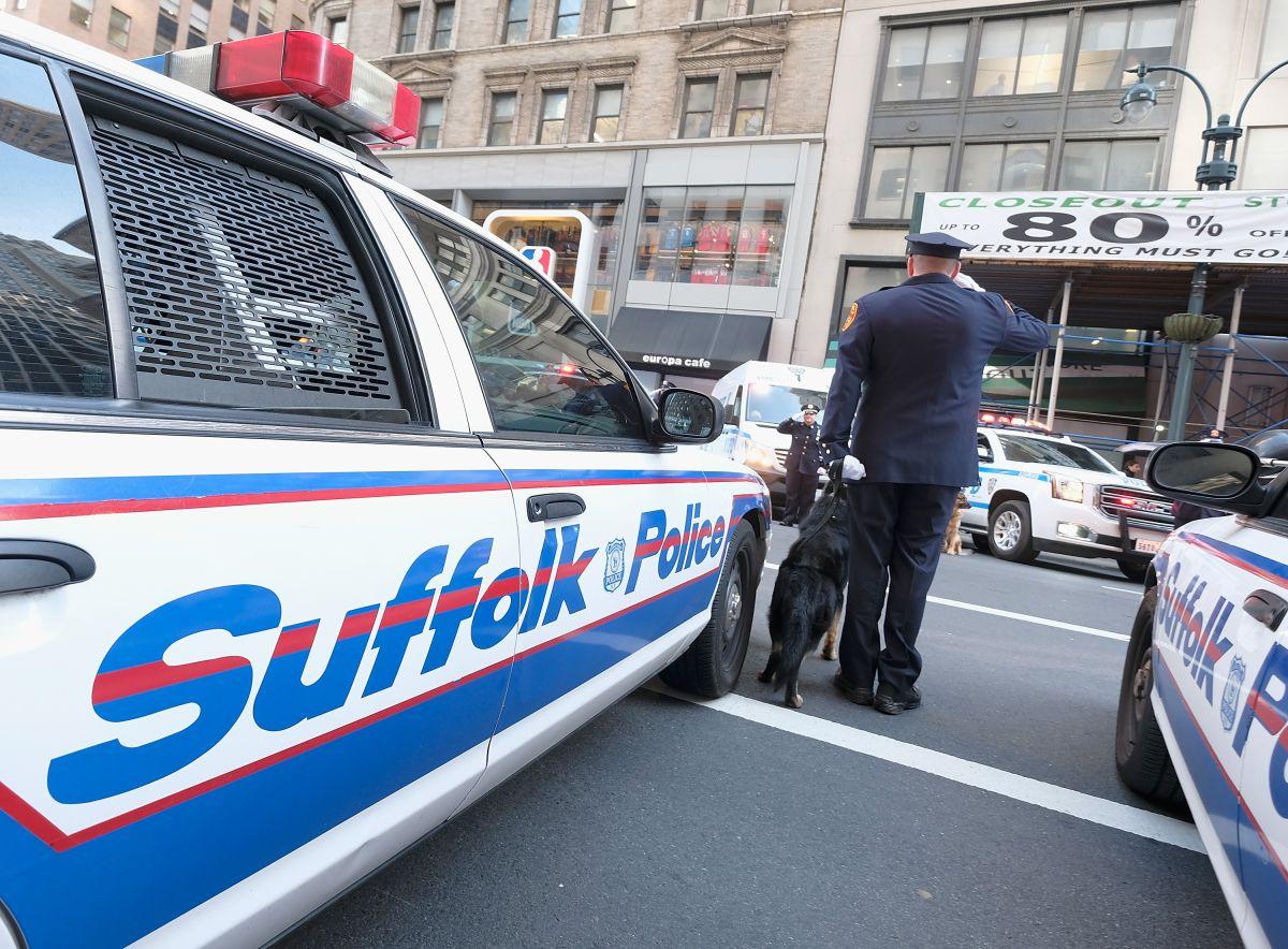 Mal ejemplo: joven hispano chocó al manejar drogado en Nueva York