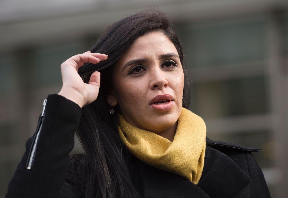 """Arrestan a Emma Coronel, esposa de """"El Chapo"""", por tráfico de drogas"""