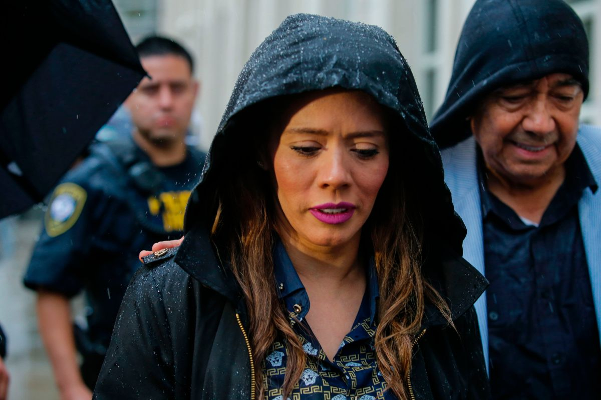 """Hija mayor de """"El Chapo"""" saca la cara por Emma Coronel en Despierta América y la emprende contra la DEA"""