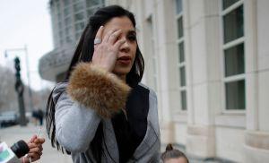 """Emma Coronel """"se entregó"""" a las autoridades, según reporte"""