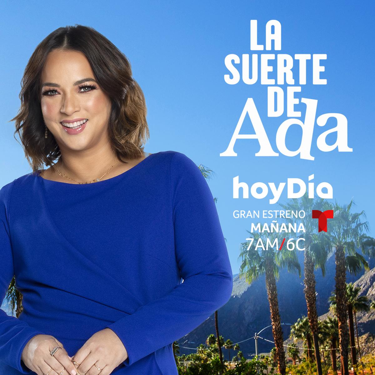 Adamari López: Mira el avance en exclusiva de 'La Suerte de Ada'