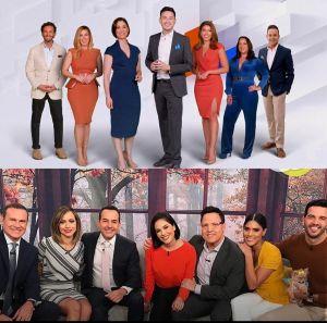 En su segunda semana 'Hoy Día' sigue bajando su rating y 'Despierta América' subiendo