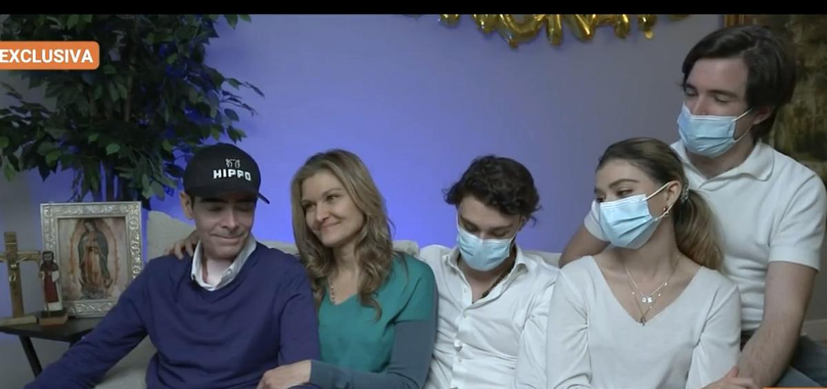 Toño Mauri y Juan Rivera: El doctor que lo salvó lo entrevista