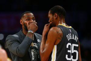 Definidos fecha y equipos para el Juego de Estrellas de la NBA, LeBron y Durant serán capitanes