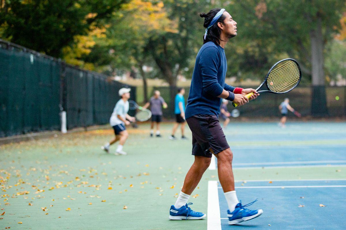 La práctica del tenis aumentó en Estados Unidos en 2020.
