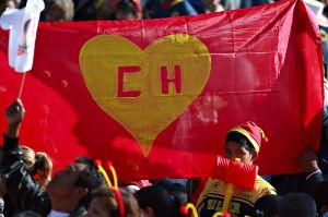 Eso, Eso, Eso: el fútbol europeo le rindió sentido homenaje a Chespirito en su cumpleaños