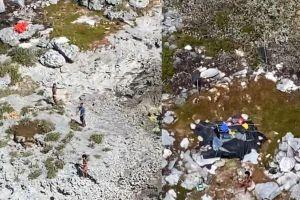 Cubanos perdidos en isla desierta comieron ratas para sobrevivir