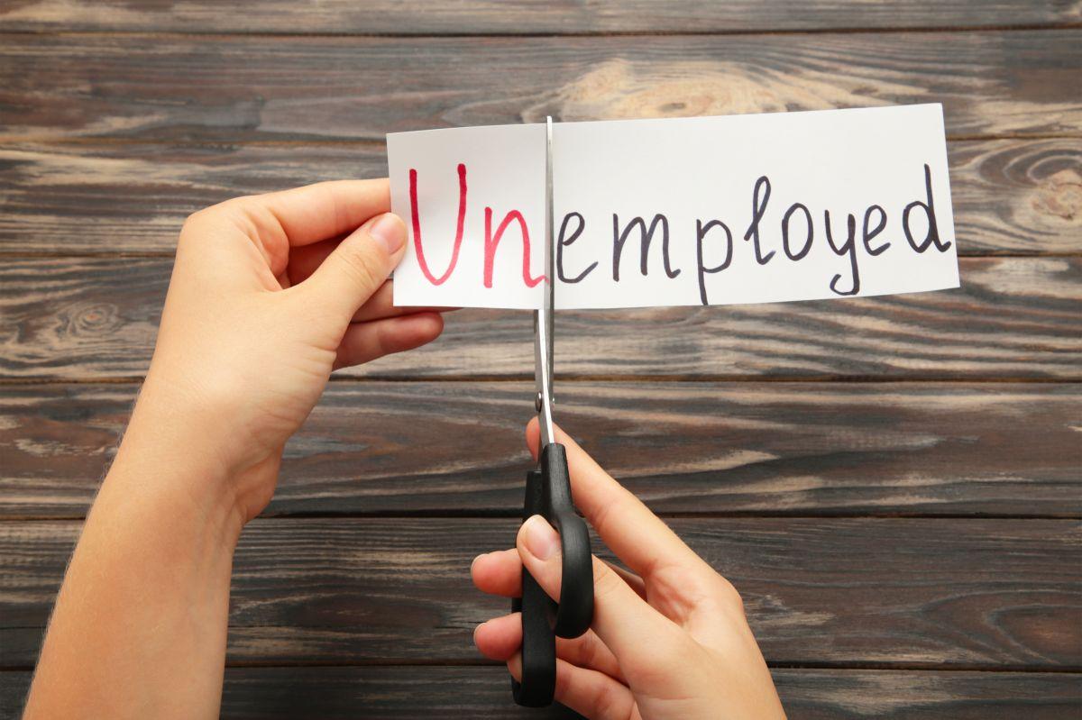 Perder el trabajo es una prueba dura, pero se puede salir adelante.