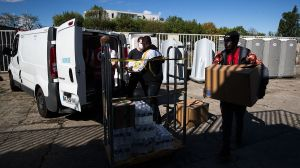 El Ejército de Salvación de Glens Falls, Nueva York, regalará comida por drive-thru