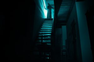 Aseguran haber captado a un fantasma al interior de residencia de ancianos abandonada