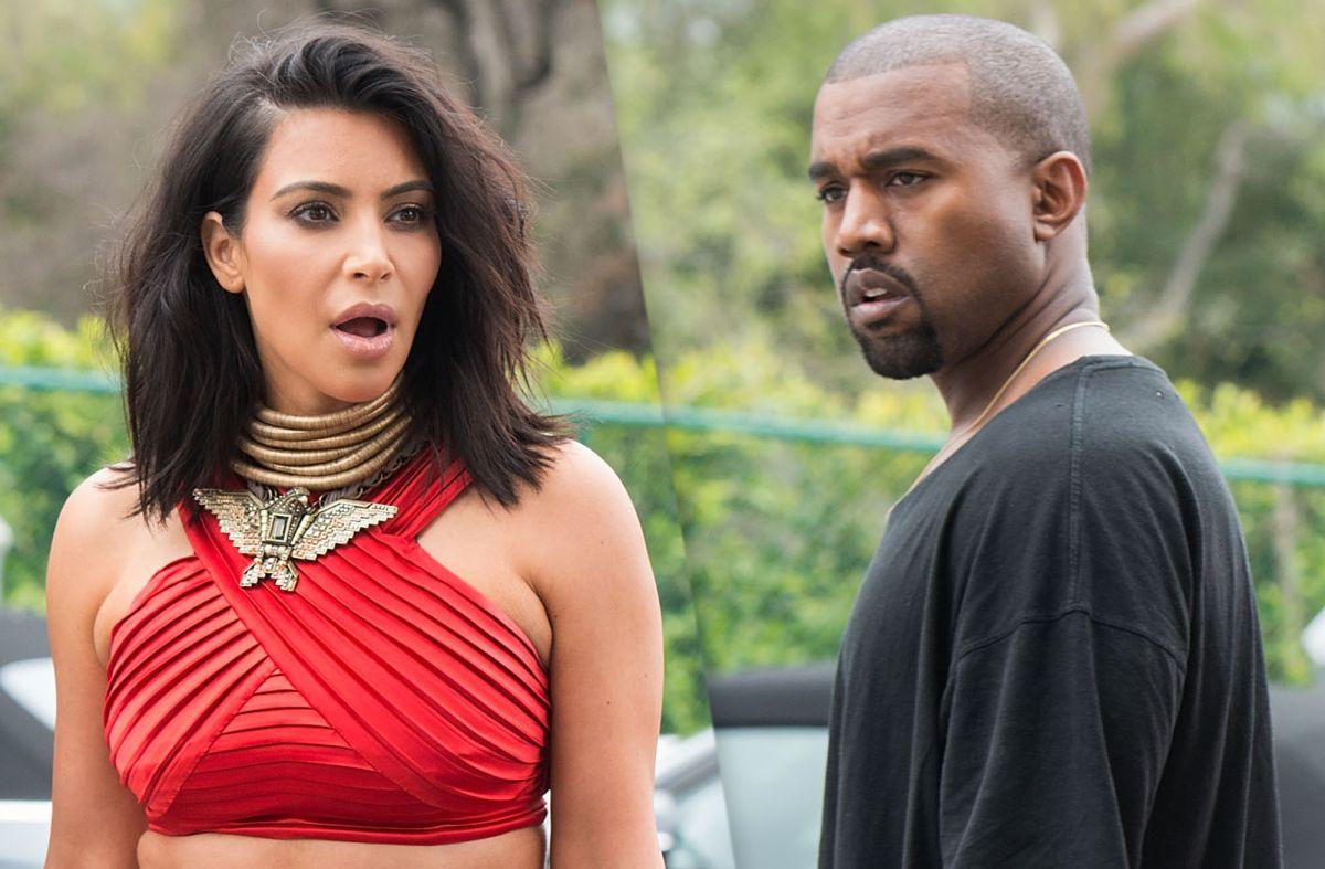 Aseguran que Kanye West planea vengarse y destruir a Kim Kardashian