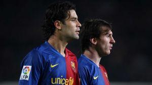 """""""Duele que pueda dejar al Barça"""": Rafa Márquez sufre porque Leo Messi pudiera abandonar al FC Barcelona"""