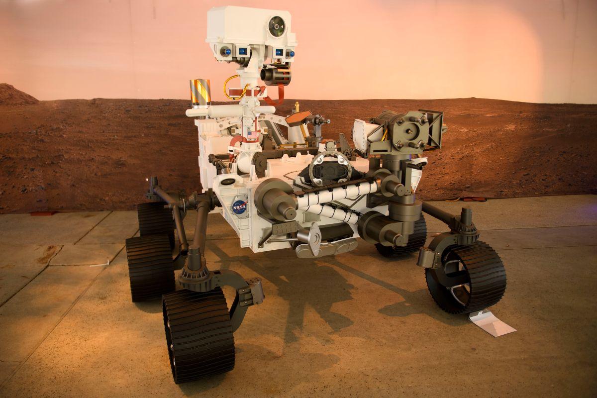 La colombiana que trabaja en la NASA y en la misión Perseverance para llegar a Marte