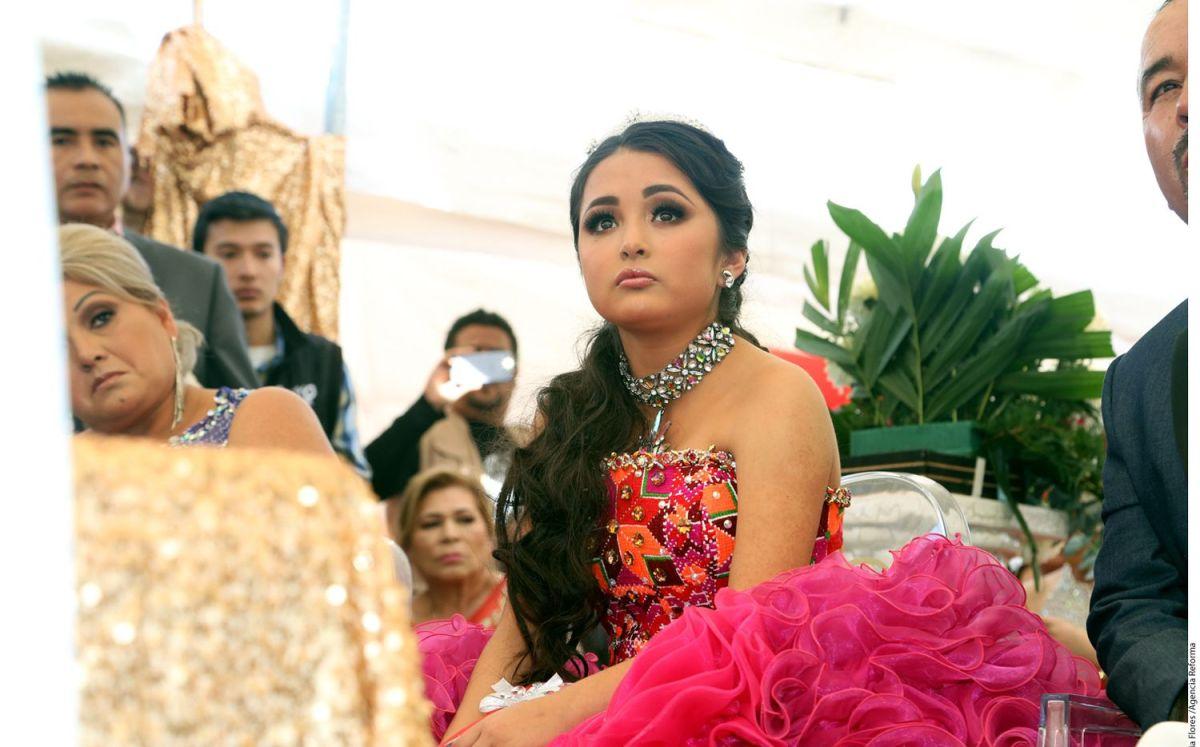 Rubí, la quinceañera más famosa de México, ¿probará suerte en el mundo de la política?