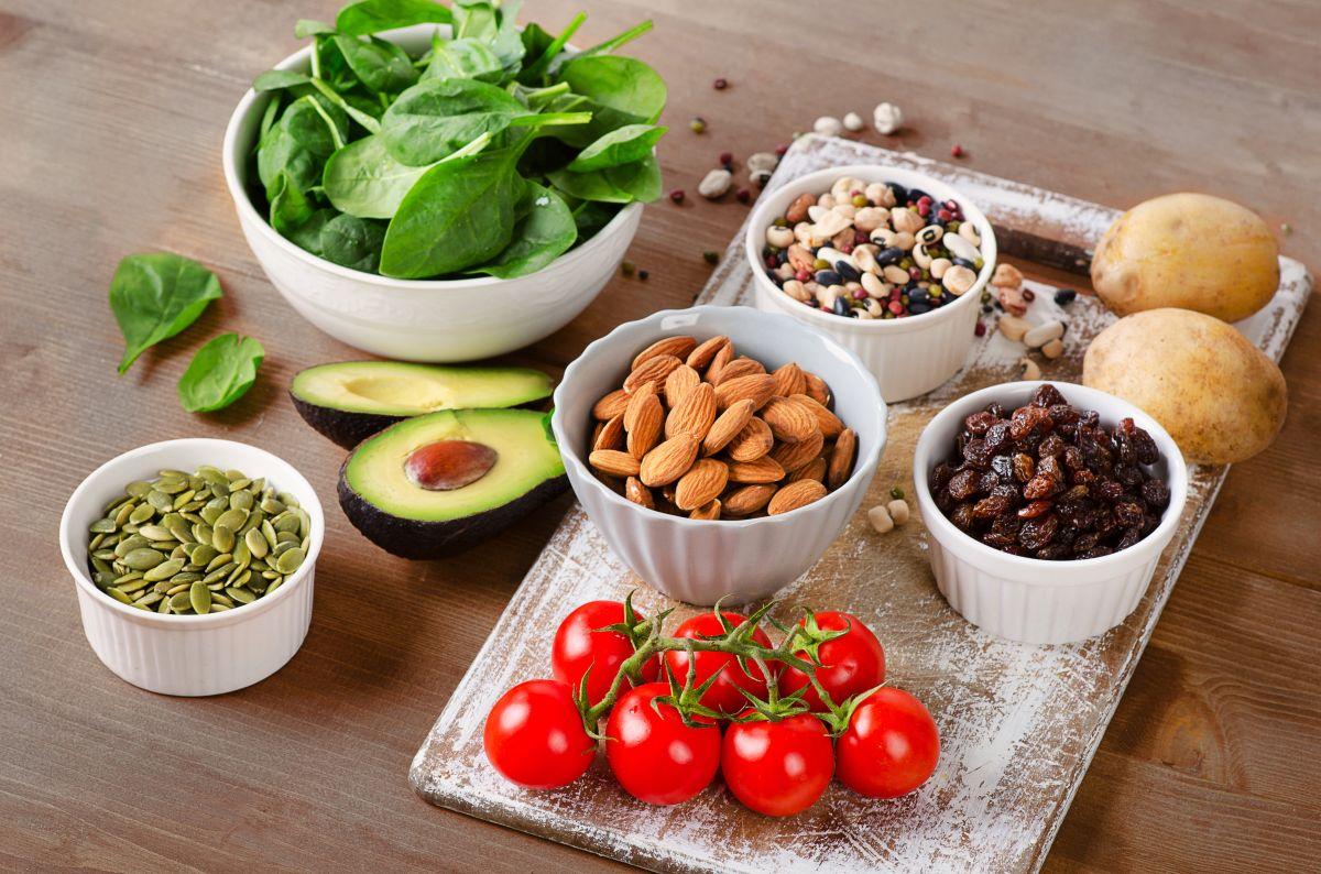5 alimentos buenos para combatir la falta de potasio