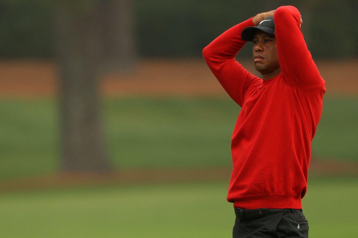 Tiger Woods, hospitalizado tras un grave accidente de auto en Los Ángeles