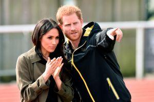 El príncipe Harry y Meghan Markle anuncian su primera serie para Netflix