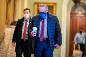 Qué falta para que el paquete con cheques de estímulo de $1,400 baje a votación final en el Senado