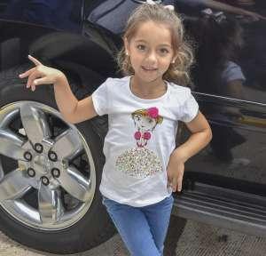 "Adamari López ""bota la casa por la ventana"" en la fiesta de cumpleaños de Alaïa"
