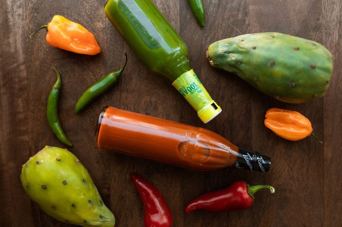 What are the 5 best Mexican sauces you can find in the supermarket