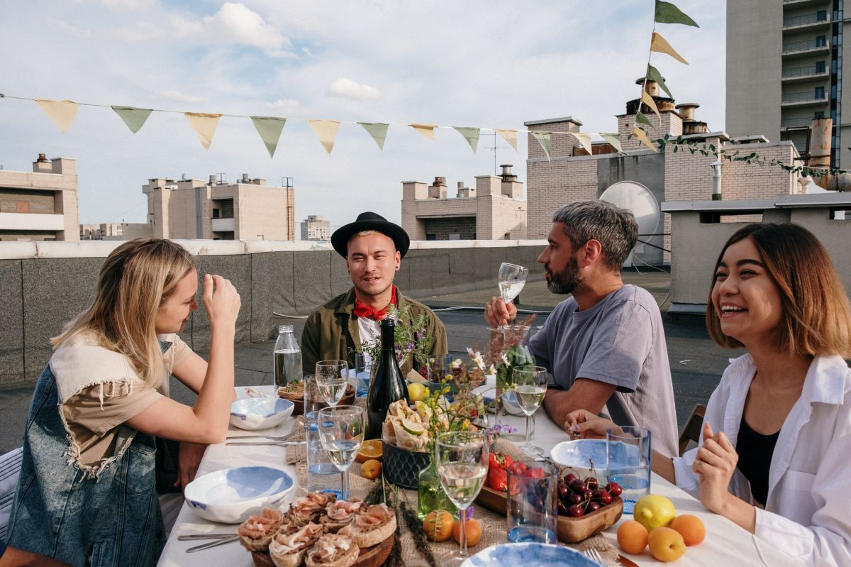 Día Nacional del Mejor Amigo 2021: 5 snacks saludables para reunirte y festejar con tus amigos