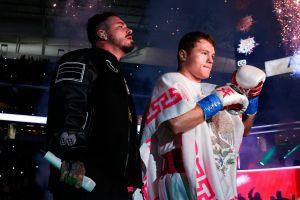 La pelea entre 'Canelo' Álvarez y Billy Joe Saunders podría ser frente a 70 mil fans en Dallas