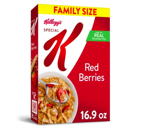 Special K red fruits