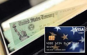 ¿Es posible que IRS envíe el tercer cheque de estímulo esta semana?