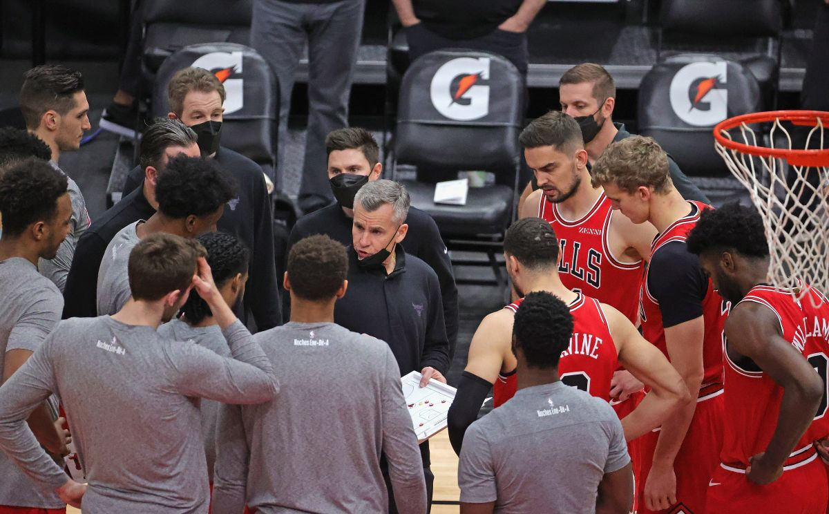 Chicago se lo juega todo al presente: Vucevic y Theis serán 'Bulls'