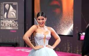 Clarissa Molina regresó a Univision y con su vestuarioopacó a Lili Estefan en El Gordo y la Flaca