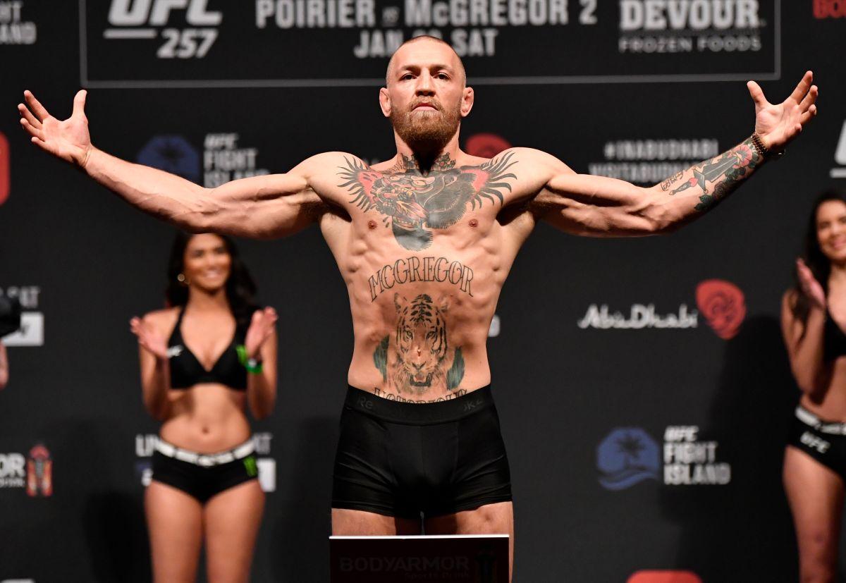 Se confirma pelea entre McGregor y Poirier
