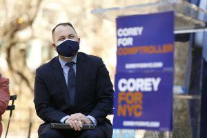 Corey Johnson hace oficial su candidatura para Contralor de la Ciudad de Nueva York