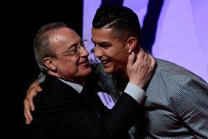 Cristiano Ronaldo espera la llamada de Florentino Pérez