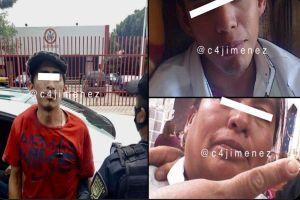 FOTOS: Exhiben a tíos de niña que se suicidó debido a las golpizas que recibía de ellos